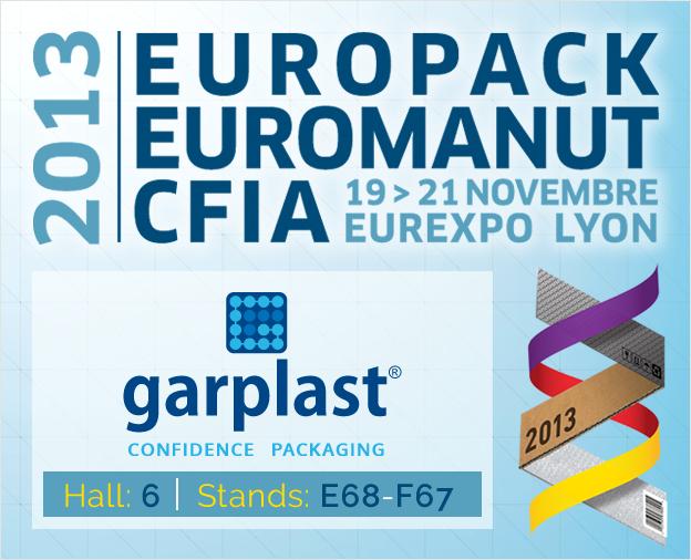 Feria internacional Europack - Euromanut